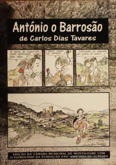 António o Barrosão «€5.00»