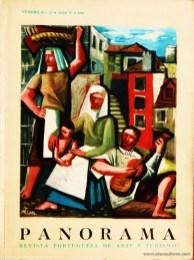 Panorama - Revista Portuguesa de Arte e Turismo - n.º 32/33 - 1947 «€15.00»