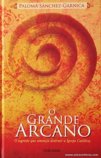 Paloma Sánchez-Garnica - o Grande Arcano «€10.00»