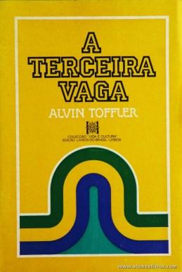Alvin Toffler - A Terceira Vaga «€10.00»