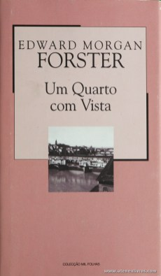 Edward Morgan Forster - Um Quarto Com Vista «€5.00»