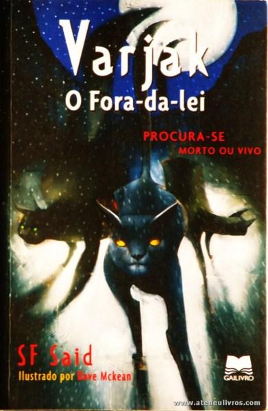 Sf Said - Varjak O Fora-da-Lei «€5.00»