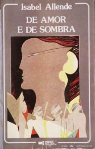 Isabel Allendre - De Amor e de Sombra «€5.00»
