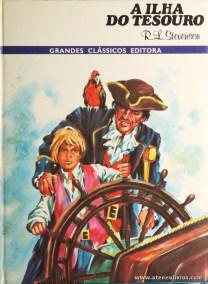 R. L. Stevenson - A Ilha do Tesouro «€5.00»