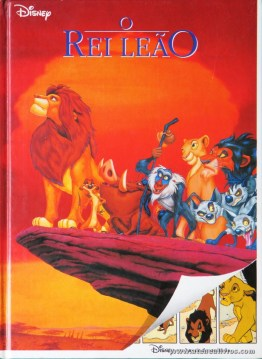 O Rei Leão «€5.00»