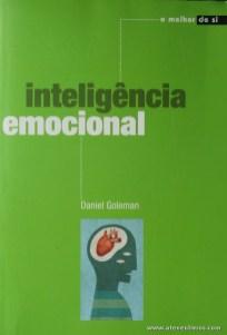 Daniel Goleman - Inteligência Emocional «€5.00»