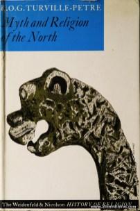 "E.O.G. Turville-Petre - Myth And Religion Of The North""The Religion Of Ancient Scandinavia"" - Weidenfeld And Nicolson - London - 1964. Desc. 340 pág / 25 cm x 16 cm / E. Ilust. «€150.00»"