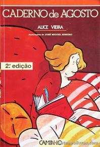 Alice Vieira - Caderno de Agosto - «€5.00»