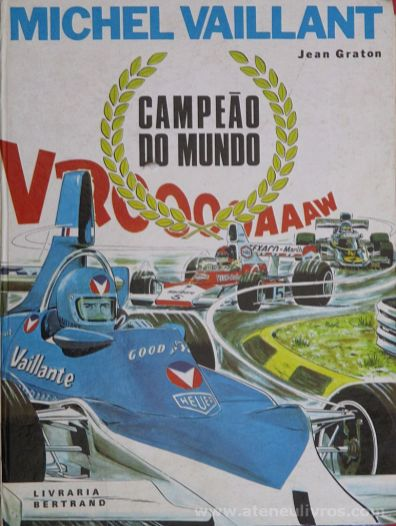 Michel Vaillant - Campeão do Mundo «€5.00»