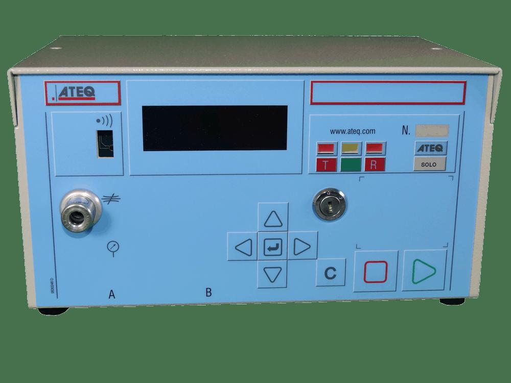 ATEQ Solo POC – Compact Leak Tester