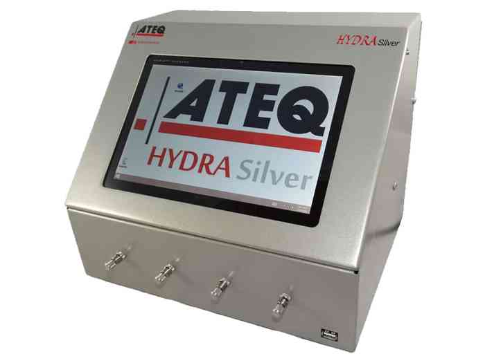Hydra Silver Leak Tester Front Image