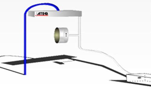Standard Pressure Decay Leak Tester