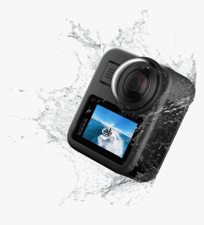 Leak Testing Waterproof Camera