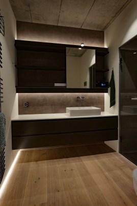 EFH Biel Badezimmer LED