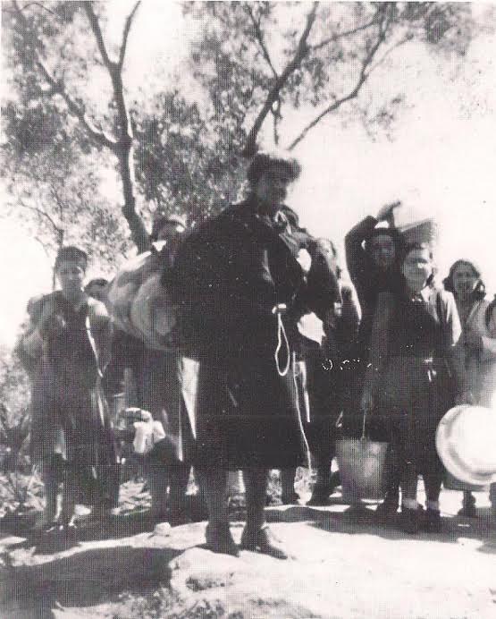 Τον Απρίλη του 1949 το στρατόπεδο Χίου μεταφέρεται στο Τρίκερι