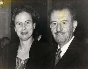 Στέφανος και Μάριον Σαράφη