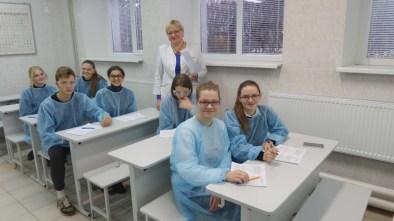 Praktinis seminaras Žvėryno gimnazijos moksleiviams