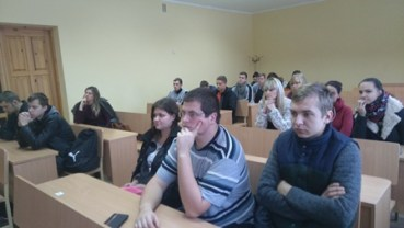 Alantos technologijos ir verslo mokyklos moksleivių vizitas