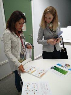 Jurgitos Lazdauskienės ir Nijolės Ružienės ERASMUS+ programos personalo mobilumo dėstymui vizitas
