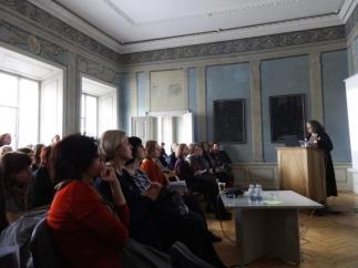 """Konferencijoje """"Sodai: Tradicijos, įvaizdžiai, simboliai Lietuvos kultūroje"""""""