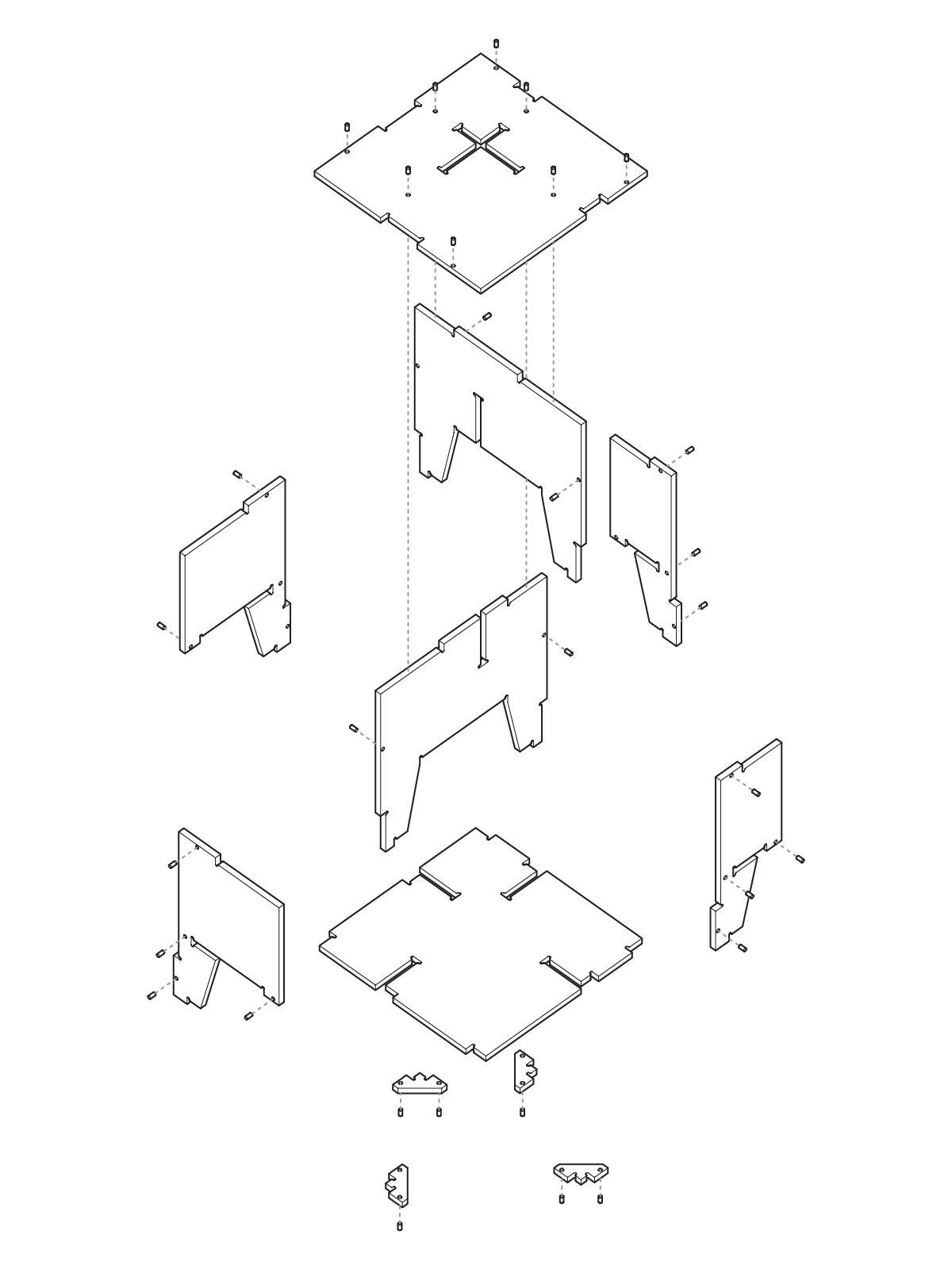 12 X6 X4 Box