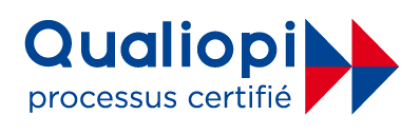 certification qualiopi at formation