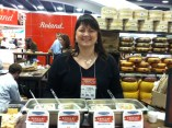 Michelle Sawyer from Red Clay Gourmet-she converted me!