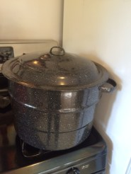 My canner. I bought it years ago.
