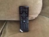 Frenemy's remote.