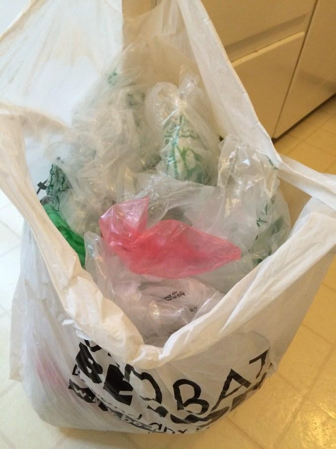 Bag full of bags