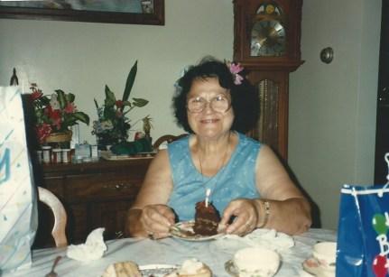 Mom- Birthday Girl