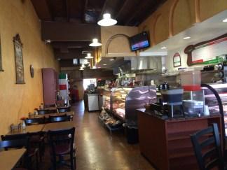 Inside Rocco's