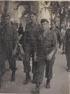 Cropped Dad in Marseille August 2 1945
