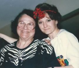 Fran & Mom