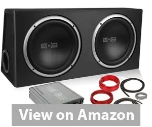 Best Car Subwoofer - Belva Complete Car Subwoofer Package Review