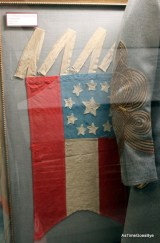 First Nat.'l Confederate flag