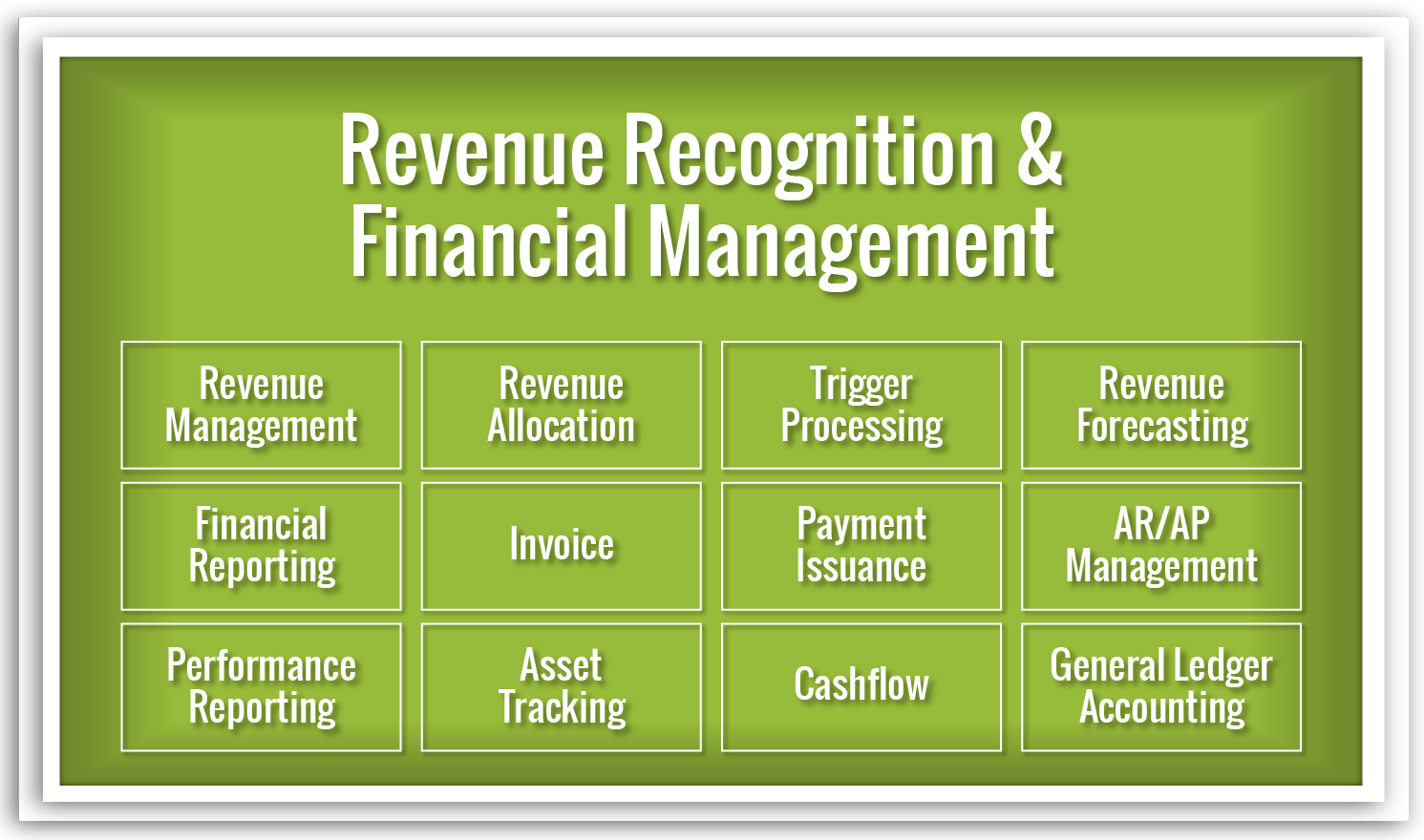Revenue Recognition and Financial Management System