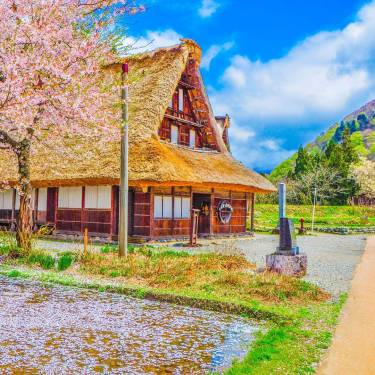 富山観光スポット♡観光記録No.2『五箇山』での楽しみ方