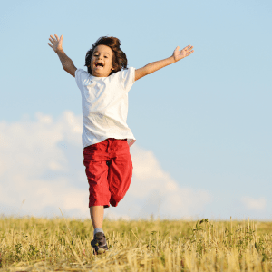 Sensory breaks are a good way to deal with overstimulation in children with austism.