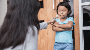 Helping your child overcome problem behaviors sets them up for success.