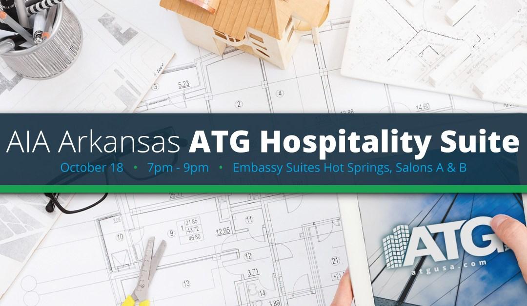 ATG USA AIA Arkansas Hospitality Suite