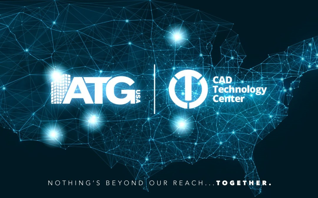 ATG USA Growth Continues North with Acquisition of CAD Technology Center Press Release