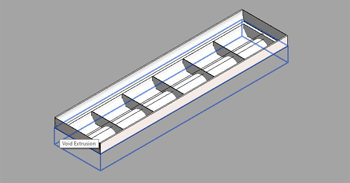 New Feature: Revit 2021 – Void Visibility Control