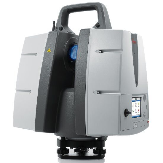 Image of a Leica ScanStation P50 300 dpi by ATG