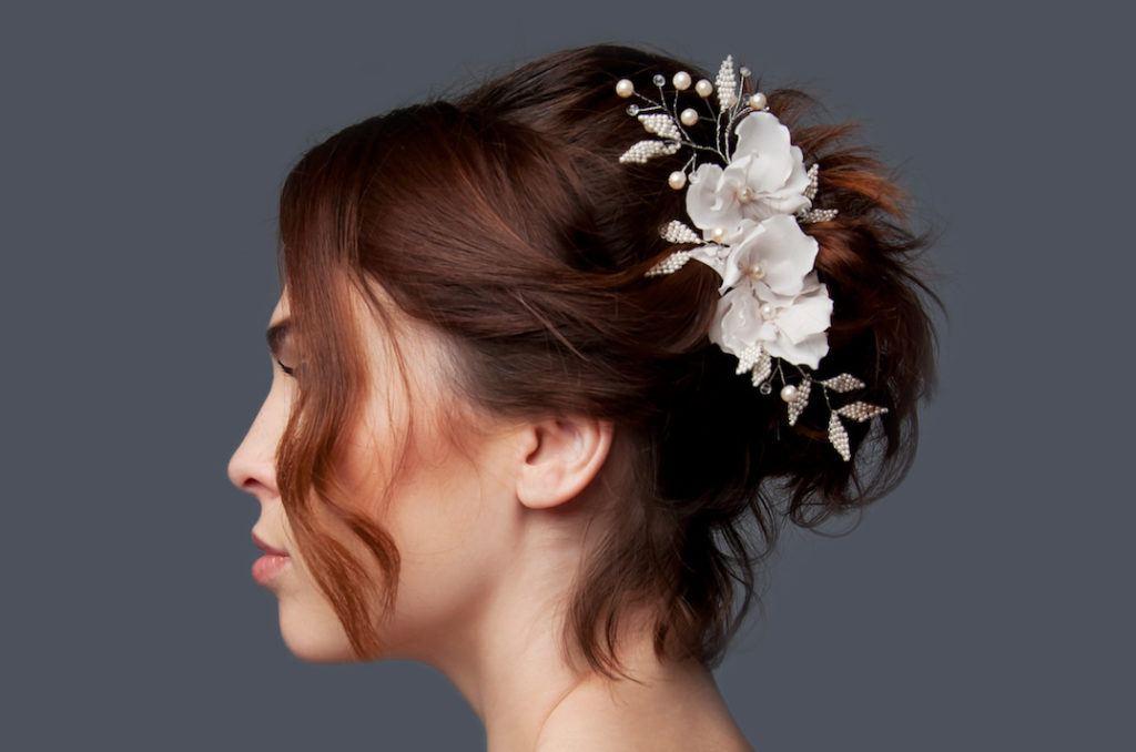 14 Cara Menata Rambut Pendek Ke Pesta Yang Cantik Dan Simpel All