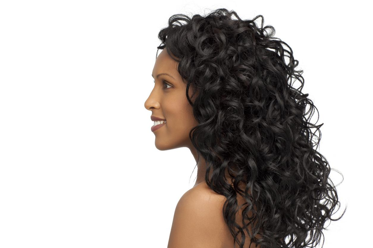 Roller Set On Natural Hair Try This Classic Curling Look