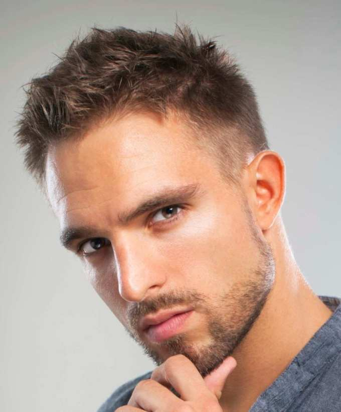 13 on-trend hairstyles for men with thin and fine hair