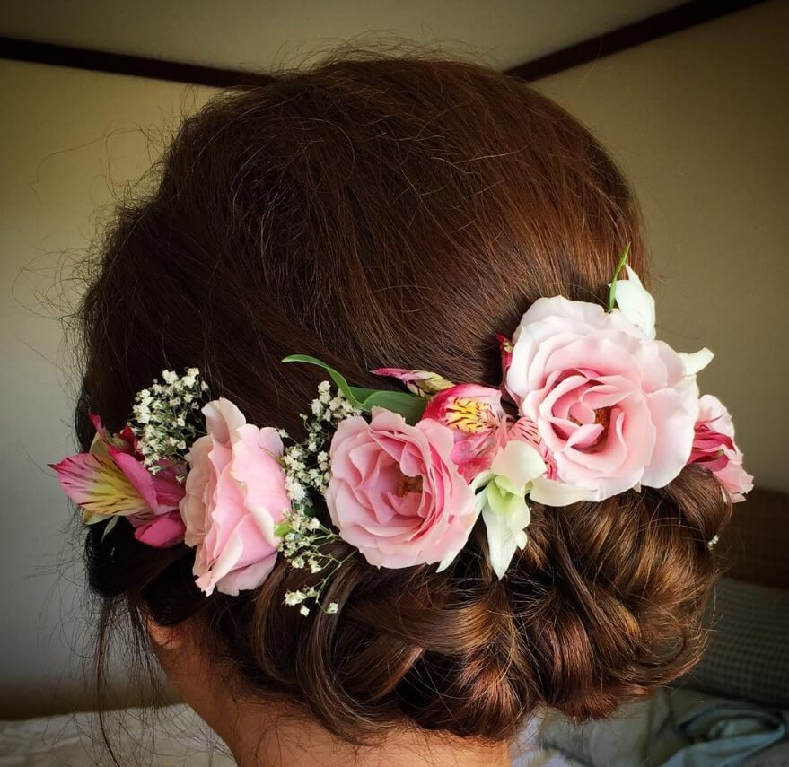 7 Asian Bridal Hairstyles Thatll Make You Look 1010 On