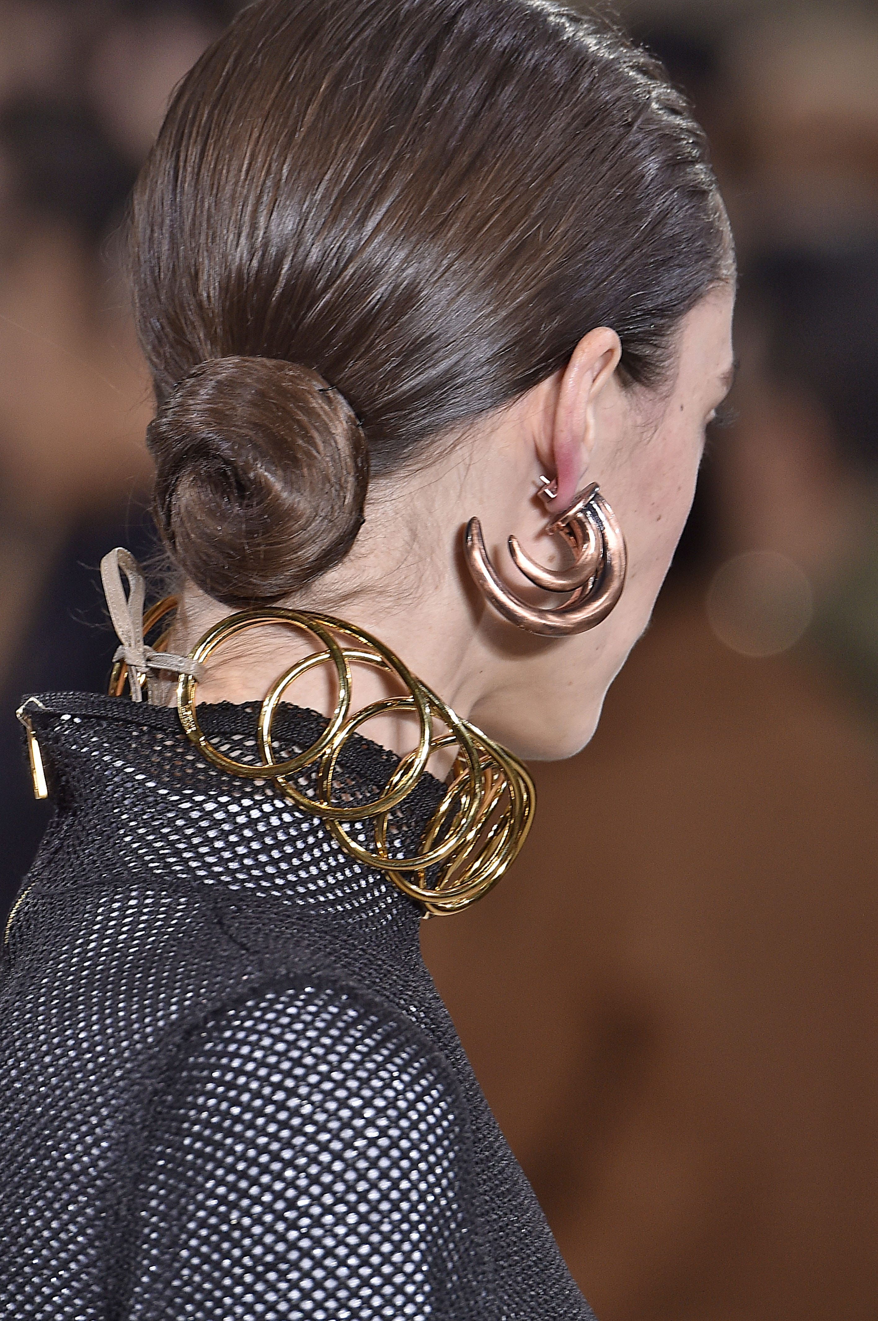 13 easy and on trend bun hairstyles for every occasion