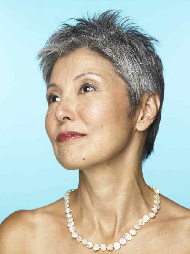 chic short gray hair looks: 10 fabulous styles for the